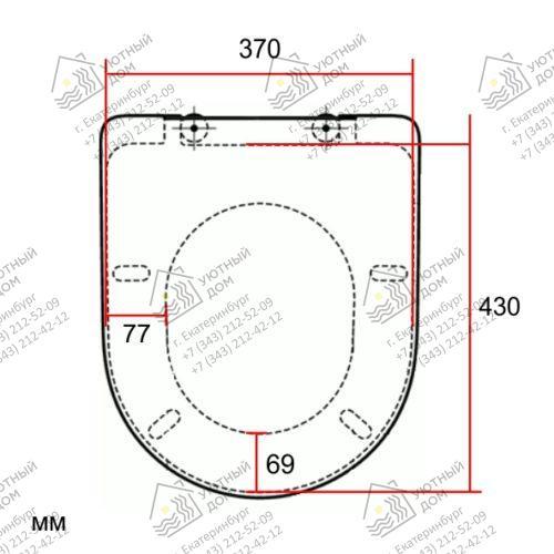 W302601 — размеры